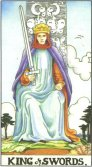king of swords tarot card - free online reading