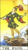 the fool tarot card - free online reading