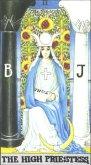 the high priestess tarot card - free online reading