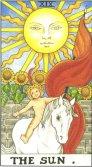 the sun tarot card - free online reading